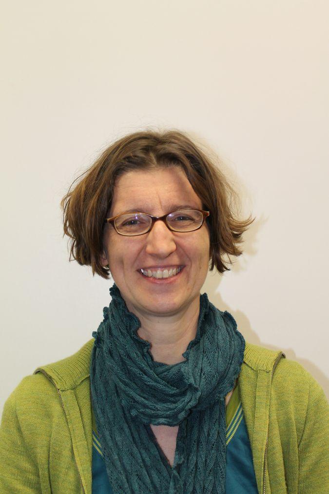 Dr. Claudia Hof-Kautz, Versuchsleitung Acker- und Gemüsebau