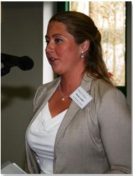 Theresa Leiders vom Stautenhof in Willich-Anrath