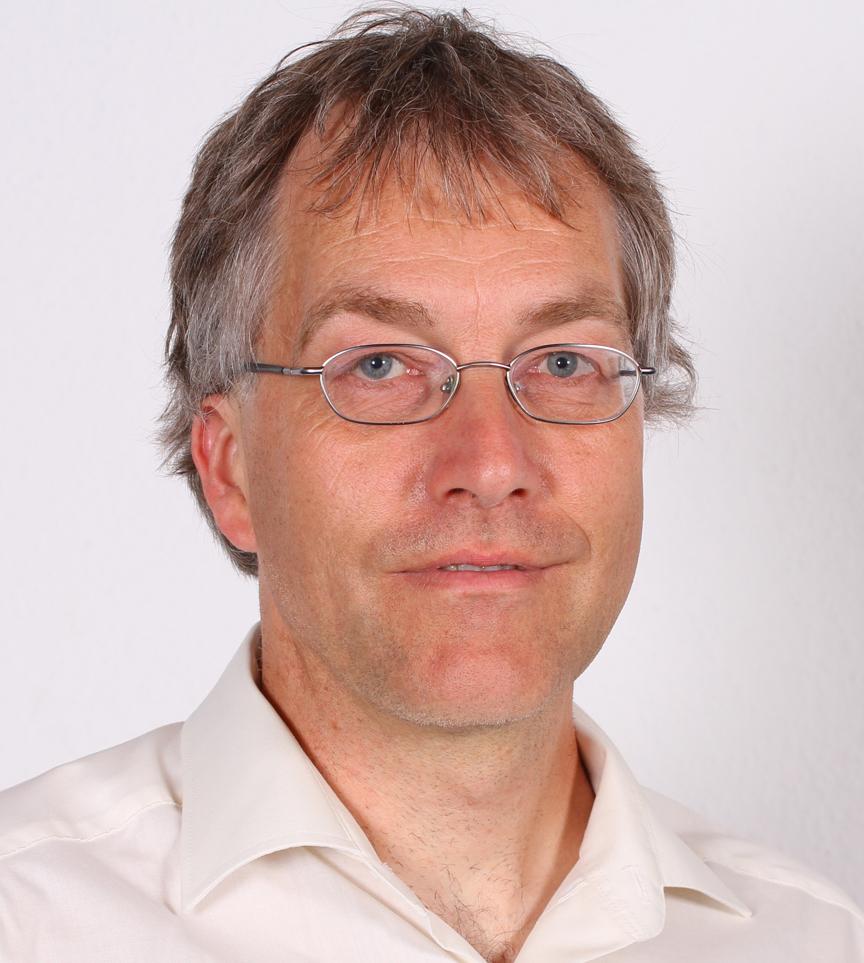 Christian Wucherpfennig, Berater Ökologische Schweinehaltung im Ökoteam der Landwirtschaftskammer NRW