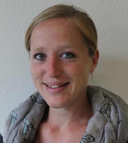 Elisabeth Engels, Ökologischer Eiweißpflanzen-Anbau